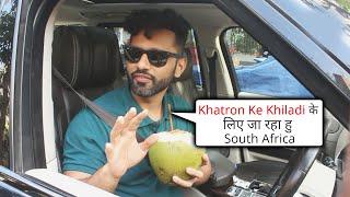 Rahul Vaidya Ne Kiya Confirm Khatron Ke Khiladi 11, South Africa Jayenge, Testing Bhi Ho Gayi