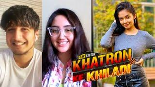 Ashnoor And Bhavin Wishes Best Luck To BFF Anushka Sen For Khatron...