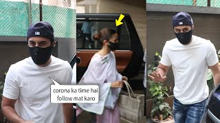Ranbir Kapoor Warns Media For Following GF Alia Bhatt Everywhere