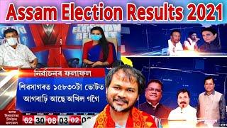 Election Results 2021- AKHIL GOGOI ???? ৰাইজে দিলে ৰায়। Exclusive ৰাইজৰ দলৰ মুখপত্ৰ জ্ঞানশ্ৰী বৰা...