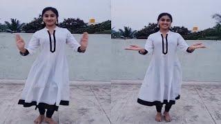 Ragini Prajwal Classical dance video | Ragini Prajwal | Prajwal Devaraj