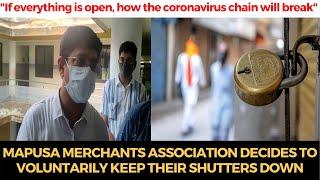 """If everything is open, how the coronavirus chain will break"""
