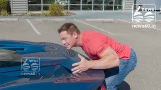 John Cena sued by Ford for selling GT supercar