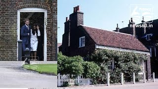 Harry and Meghan's first love-nest, Nottingham Cottage