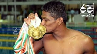 The struggle is real': Swimmer Sajan Prakash to sell his golf medal