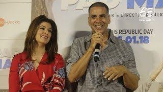 PadMan: Women should have free access to sanitary napkins, says Akshay Kumar