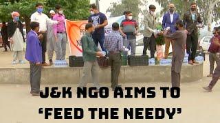 J&K NGO Aims To 'Feed The Needy' | Catch News