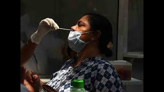 Covid second wave: Over 3.57 lakh new cases, 3.2 lakh discharges and 3,449 deaths in last 24 hours