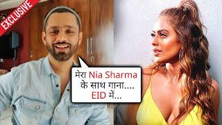 Rahul Vaidya Ne Bataya Nia Sharma Ke Sath Song Kab Aayega Aur EID Me NEW Song   Exclusive Interview