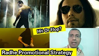 Radhe Movie 20 Days Promotional Strategy By Makers Is Hit Or Flop? Surya Reaction