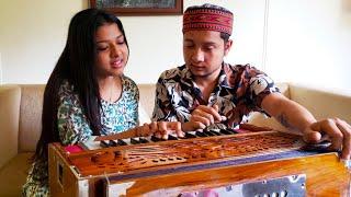 Pawandeep Se Harmonium Sikh Rahi Hai Arunita | Indian Idol 12