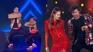 Super Dancer 4 Promo | Aryan Aur Anshika Ke Performance Par Malaika Aur Terrance Ka Standing Ovation