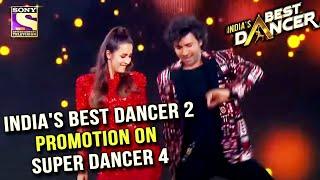 India's Best Dancer Season 2 Promotion On Super Dancer 4 | Malaika Arora And Terrance Lewis