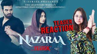 Nazaraa Song Teaser   Paras Chhabra, Mahira Sharma   Ustad Puran Chand Wadali   Reaction