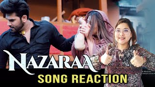 Nazaraa Video   Reaction   Mahira Sharma & Paras Chhabra   Lakhwinder Wadali