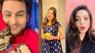 Sanket Bhosale And Sugandha Mishra Very Funny Video After Marriage #caringwife