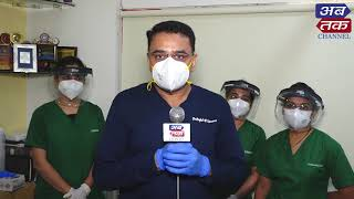 ગુજરાત જાગ્યુ, કોરોના ભાગ્યુ: આંશિક લોકડાઉનને કારણે નવા કેસ 50% ઘટ્યા: IMA રાજકોટ ડોકટર ટિમ