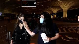 Nikki Tamboli Leaves For South Africa For Khatron Ke Khiladi 11