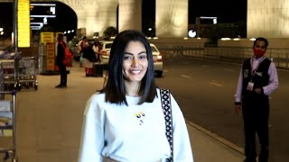 Sana Makbul Leaves For South Africa For Khatron Ke Khiladi 11