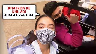 Anushka Sen Aur Rahul Vaidya Ki Bonding | Khatron Ke Khiladi 11 South Africa