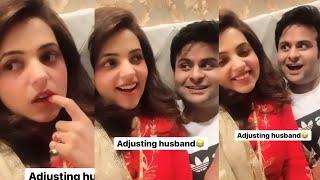 Newly Married Couple Sanket Bhosale and Sugandha Mishra Funny Video   Shaadi ke Side Effects