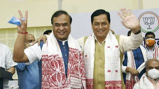 Himanta Biswa Sarma to be new Assam CM, unanimously elected as leader of BJP; swearing-in tomorrow