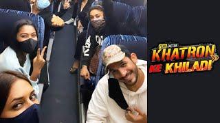 Khatron Ke Khiladi 11 Ki Team 18 Ghante Travel Kar Pohachi Cape Town South Africa