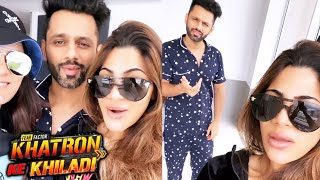 Khatron Ke Khiladi 11 | Rahul Vaidya Aur Nikki Tamboli Ki MASTI Video, #Tambora Funny Moment