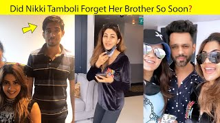 Nikki Tamboli And Rahul Vaidya Full Masti In Capetown | khatron ke khiladi season 11 | Aastha Gill