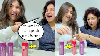 ???? Aditi Bhatia Fooled Her Mother in Game Very Funny Video ???? Watch Till End | Mother's Day Special