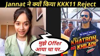 Exclusive: Jannat Zubair Ko Offer Hua Tha Khatron Ke Khiladi 11, Par Janiye Kyon Kiya Reject