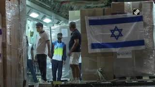 Second Consignment Of Medical Aid From Israel Arrives In India | Catch News