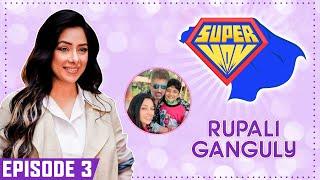 Rupali Ganguly on weighing 86 kgs post pregnancy, being fatshamed & self love | Anupama | Super Mom