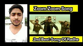 Zoom Zoom Song Review By Salman Khan Emotional Fan Shivam Kumar