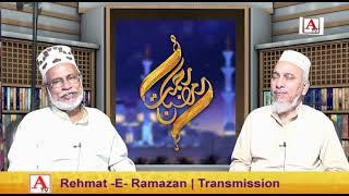 Rehmat-E-Ramazan Sehar Transmission 27 Ramazan 10 May 2021