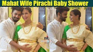????Video: Mahat Wife Prachi's Baby Shower Function | Pirachi Baby Pump | Mahat Raghavendra