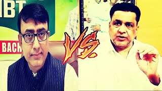 Amjadullah Khan VS Mohd Saleem   The War Of Words   SACH NEWS  