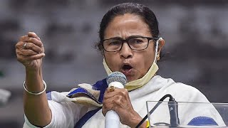 LIVE - Mamata Banerjee Press conference at Kalighat