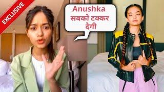 Khatron Ke Khiladi 11 Me Gayi Anushka Sen Par Jannat Zubair Ka Reaction | Exclusive Interview