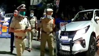 Commissioner Mahesh Bhadwat At Check Post During Night Cufew | The Night Of Shab-e-Qadr |