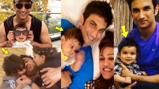 sushant singh sister shweta singh shared very EMOTIONAL video on her son Nirvanh birthday