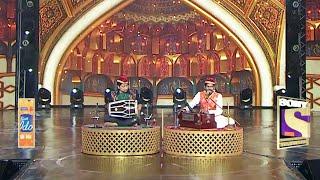Piya Haji Ali Par Sawai Bhatt Ka Dholak Par Pawandeep Ne Diya Sath, Himesh Ro Pade   Indian Idol 12