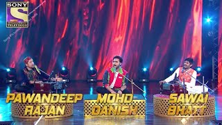Indian Idol 12 NEW Promo | Pawandeep, Sawai, Danish Ki Jugalbandi, Sukhwinder Singh Ho Gaye Shocked