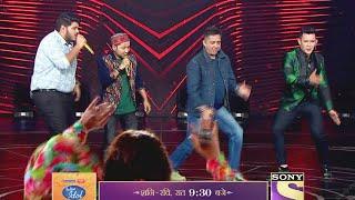 Pawandeep Aur Ashish ने दिया मज़ेदार Performance, झूम उठे Sukhwinder Singh | Indian Idol 12