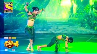 Super Dancer 4 | Super Guru Bhawna Aur Neerja Ke Performance Ko Geeta Maa Ka Sajda | Folk Fusion