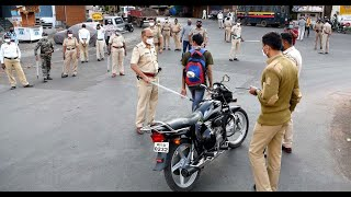 COVID crisis: Lockdown like restrictions extended in Maharashtra for 15 days till June 1