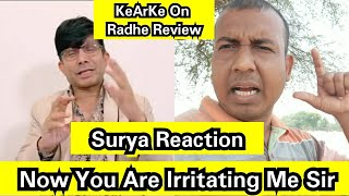Bollywood Crazies Reaction On KeArKe Negative Review Of Radhe Movie