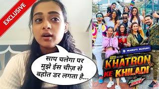 Khatron Ke Khiladi 11 Aur Apne Phobia Par Kya Boli Radhika Muthukuma | Sasural Simar Ka 2 Actress