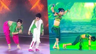 Super Dancer 4 Promo | Super Guru Vartika Sanchit Vs Bhawna Neerja Stunning Performance