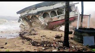 Cyclone Tauktae intensifies, two killed in Kerala; NDRF teams deployed in 5 coastal states